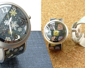 Modern Japanese Pattern Watch
