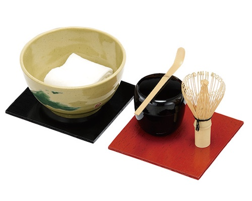 Montbell Outdoor Portable Tea Ceremony Set