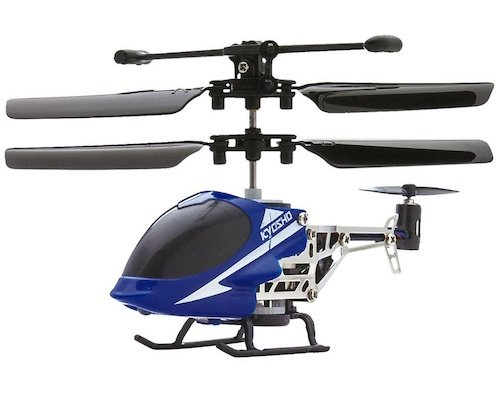 Mosquito Edge Plus Micro 3ch IR RC Helicopter