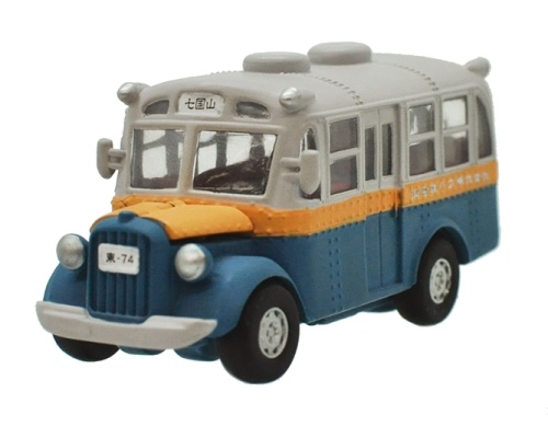 My Neighbor Totoro Pullback Toy Bonnet Bus