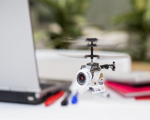 Nano Falcon DigiCam Helicopter Drone