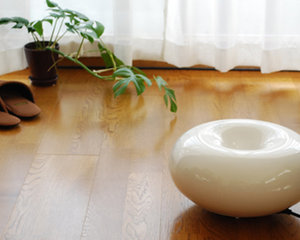PlusMinusZero Steam Humidifier
