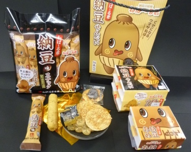 Nebaaru-kun Natto Snacks Set