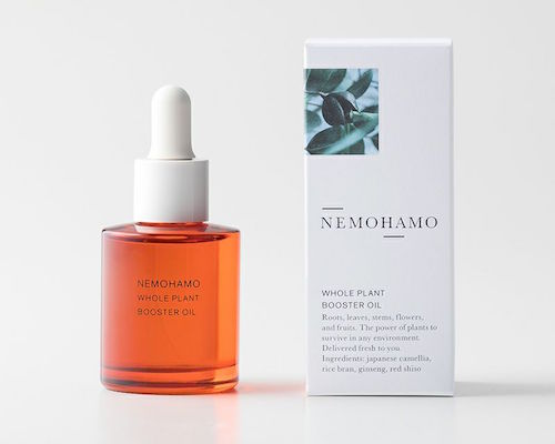 Nemohamo Whole Plant Booster Oil