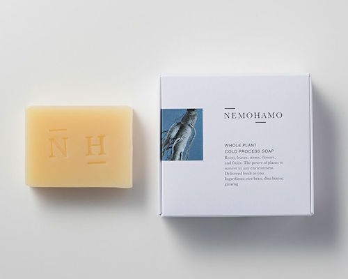 Nemohamo Face Soap