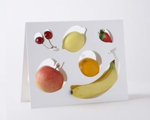 1% nendo Fruit Template Obstschablone