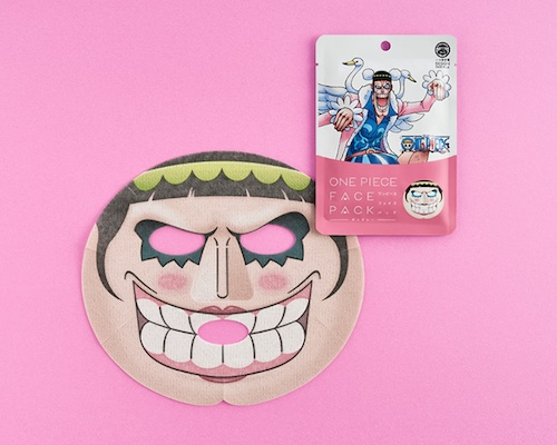 Death Note Ryuk Face Pack (3 Pack) | Japan Trend Shop