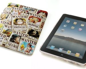 One Piece iPad Case
