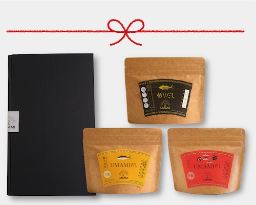 On the Umami Dashi Cooking Gift Set