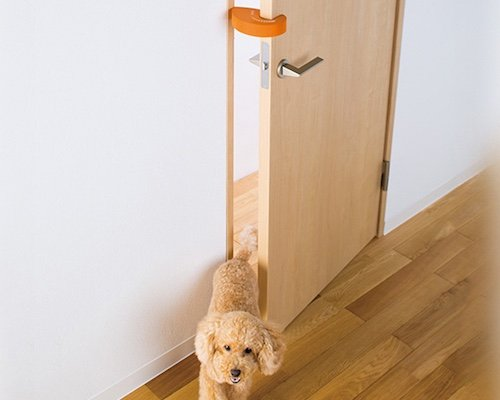 Oppo Knoblock Handle Lock and Pet Door Stop
