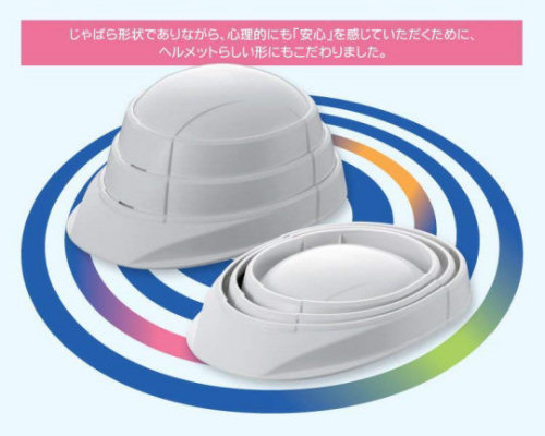 Osamet Collapsible Safety Helmet