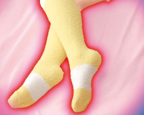 Overnight Anti-Cold Sleeping Long Socks