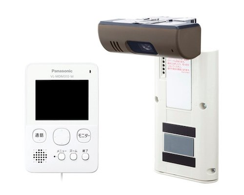 Panasonic Doormoni Wireless Door Monitor Intercom