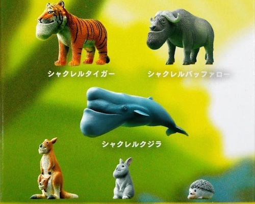 Panda's Ana Shakurel Planet 2 Capsule Toys (All 6 Types)