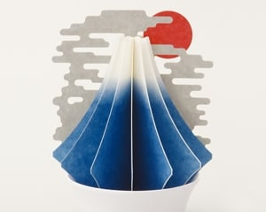 Papermoistory Mount Fuji Natural Humidifier