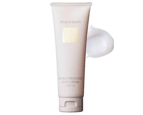 Peach John Hipurun Medicated White Cream for Buttocks