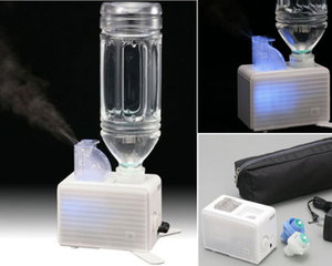 Mini PET Bottle Humidifier