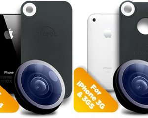 Pixeet Fisheye Lens for iPhone 3G, 4
