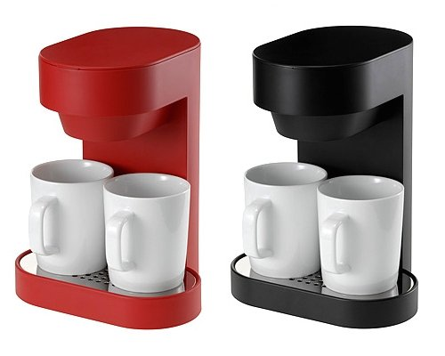 PlusMinusZero Coffee Maker
