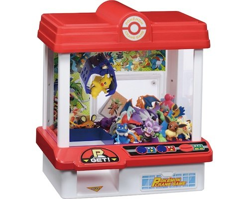 Pokemon Crane Game