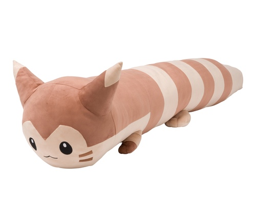 Life-sized Pokemon Furret Plush Toy