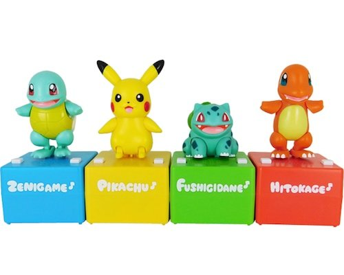 Pop n Step Pokemon Dancing Music Toy