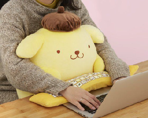 Pompompurin PC Cushion