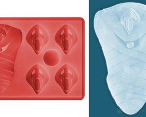 Rebuild of Evangelion Ice Tray Set