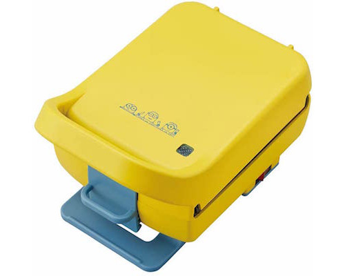 Recolte Minions Hot Sandwich Press