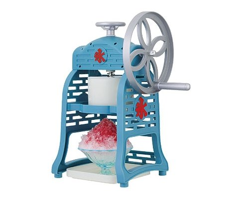 Retro Kakigori Shaved Ice Maker