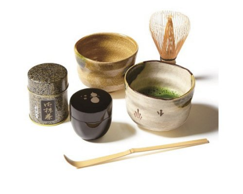 Rikyuen Japanese Tea Ceremony Set