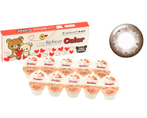 Rilakkuma Color Contact Lenses