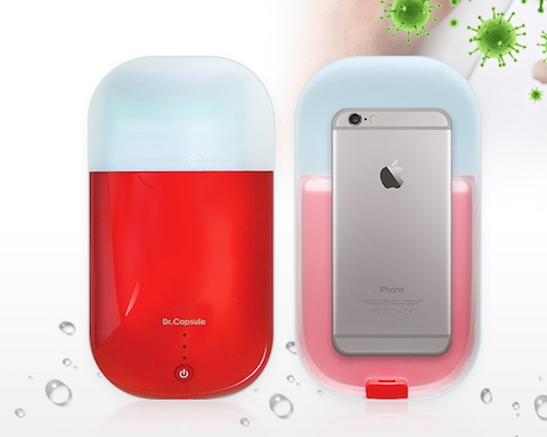 ROA Dr. Capsule UV-C Phone Sanitizer