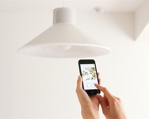 Roos Speaker Light