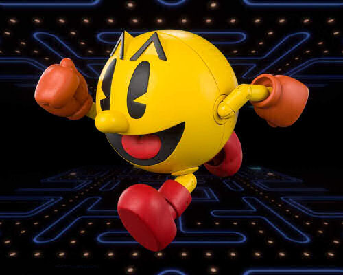 S.H. Figuarts Pac-Man Action Figure