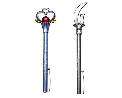 Sailor Moon Prism Pointer Pen Pluto & Saturn Set