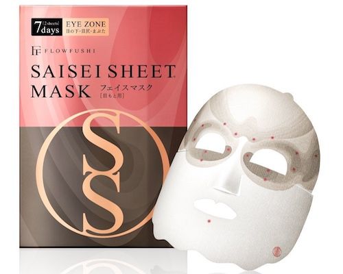 Flowfushi Saisei Sheet Mask Face Pack