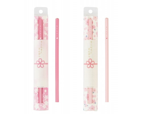 Sakura Pencils Cherry Blossom Shavings Four-Pack