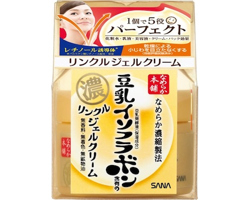 Sana Nameraka Honpo Deep Moisturizing Soy Milk Cream