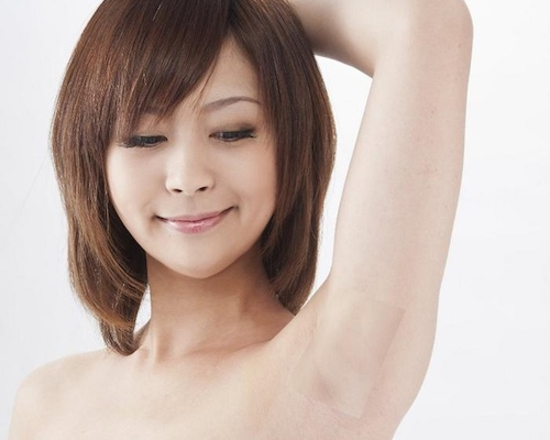 Sara-ri Nudy Armpit Sticker Six-Meter Roll