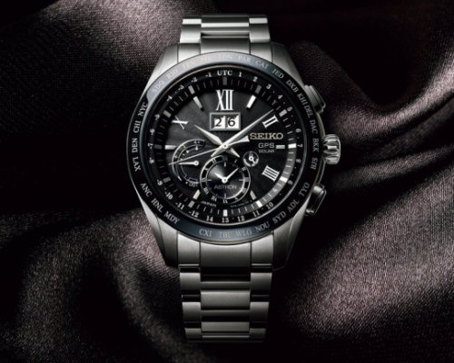 Seiko Astron 8X Series Big-Date SBXB137 Watch