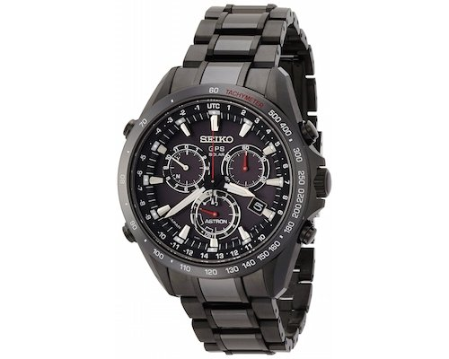 Seiko Astron Solar Power GPS Watch
