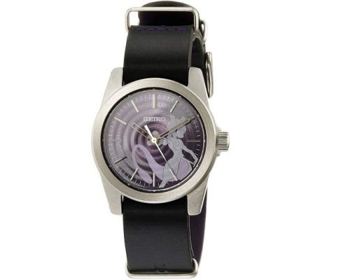 Seiko Pokemon Mewtwo Watch