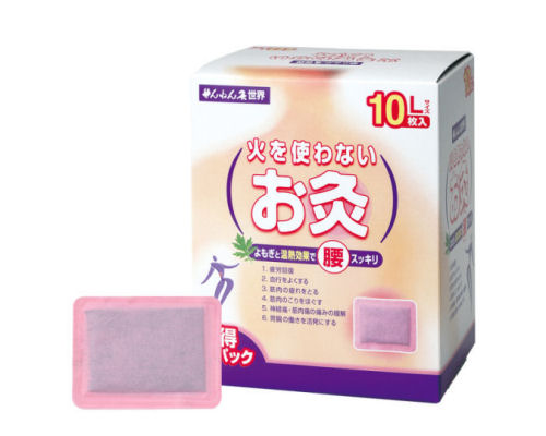 Sennen Flame-Free Self-Adhesive Moxibustion Patches