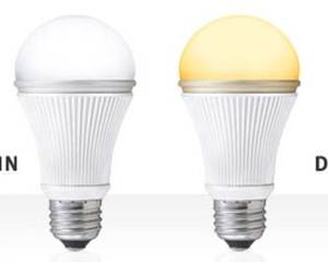 Sharp LED Light Bulb