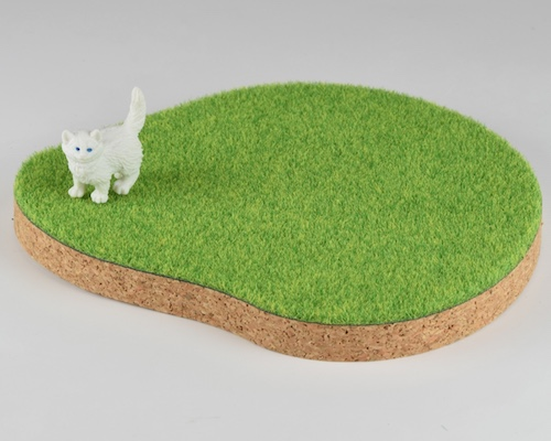 Shibaful Cat Island Coaster