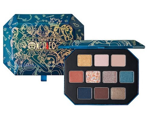 Shu Uemura One Piece Wanted Treasure Box Eyeshadow Palette