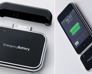 Simplism iPhone, iPod Emergency Battery Pack