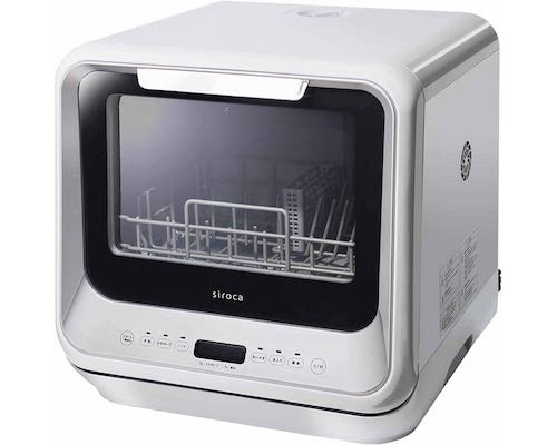 Siroca Mini Countertop Dishwasher SS-M151