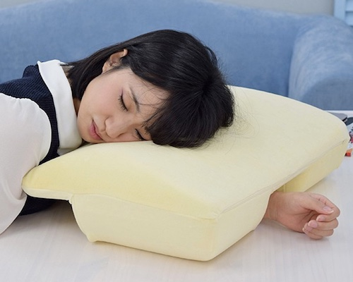 Sideways Sleeping Relax Pillow